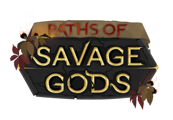 Paths of Savage Gods Logo